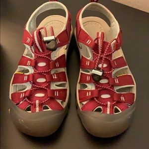 Keen Newport H2 sandals 8